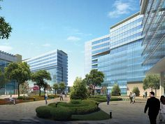 Commercial real estate on a rise in India, upped 8% from last year #India #Delhi #Banglore