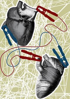 jumper cable heart - Google Search