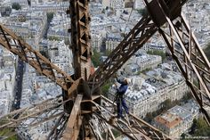 125 Images of the Eiffel Tower – 125 Years Old Gustave Eiffel, Tour Eiffel, Famous Monuments, Tours, Bing Images, France, Travel, Traveling, Mountaineering
