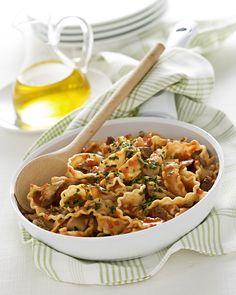 Cerchi una ricetta facile e veloce per preparare una sfiziosa pasta con i funghi? Scegli fra le proposte di Sale&Pepe e sarà un successo assicurato.