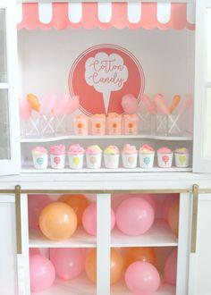 A Cotton Candy Bar (