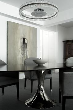"""a space can be unique...yet eye candy for the soul...as it gathers together """"your"""" special someone(s)....Design by Deborah Oppenheimer"""