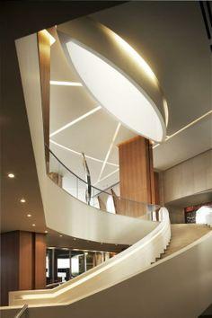 Stunning Interiors by HBA/Hirsch Bedner Associates