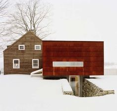 Stilinspiration » Arkitektur