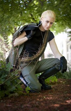 Cosplay Friday: Hetalia: Axis Powers by techgnotic on DeviantArt