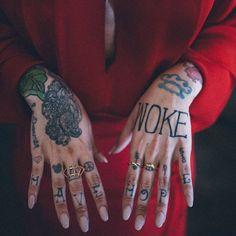 What She's Wearing #Kehlani #Tattoos