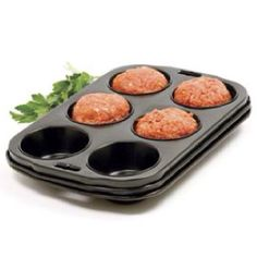 Meatloaf Muffins ~ everyone in our family loves these!