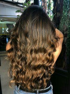 #cabelo #hair #ombrehair     #castanhoiluminado