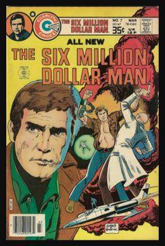 Dc Comic Books, Vintage Comic Books, Comic Book Covers, Vintage Comics, Comic Art, Fantasy Words, Charlton Comics, Children's Comics, 70s Sci Fi Art