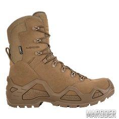 Ботинки демисезонные полевые LOWA Z-8S GTX Coyote OP. Украина Tactical Armor, Tactical Equipment, Combat Boots, Army, Weather, Shoes, Fashion, Fashion For Men, Leather