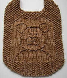 Ted E. Bear Bib