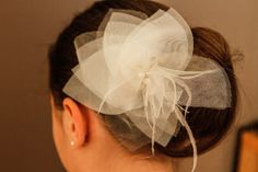 Bridal Hair Accessory Wedding Hair accessory with by KILIGDESIGN