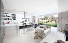 kitchen diner living room - Google Search