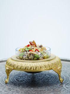 'Arabische nachten' rijstsalade