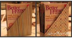 Olha que passo a passo (pap) simples e funcional para sua casa! Com uma embalagem de cereais, você pode transformá-la em um lindo porta-revistas para a sala. E o modo de fazer é bem fácil, vamos conferir? A dica é do site Sew Caroline.
