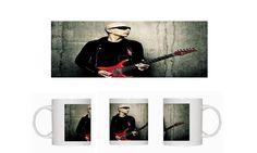 Joe Satriani - Ceramic Coffee Mug
