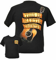Martin Heartland Collection: Martin Country