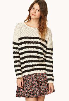 Off-Day Slub Sweater | FOREVER21 - 2000072373
