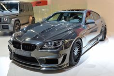 BMW M6 Gran Coupe by Hamann.