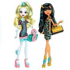 Scaris Lagoona Blue & Cleo De Nile 2-pack