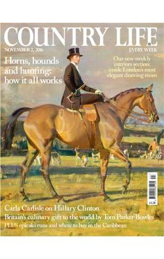 All the issues of Country Life on our Newsstand. Get the subscription to Country Life and get your Digital Magazine on your device. Magazine Cover Page, Country Life Magazine, English Magazine, Royal Academy Of Arts, Equine Art, African American History, Equestrian Style, Horse Art, Architecture