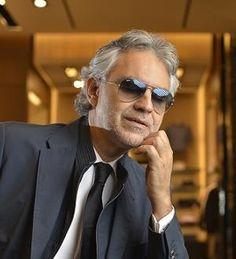 Andrea Bocelli...iCiao bello!
