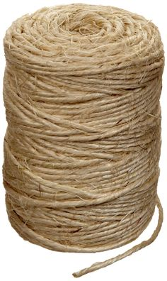 Rope King ST-300 Sisal Twine 300 feet: AmazonSmile: Industrial & Scientific