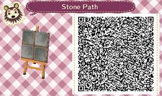 Stone Path | QRCrossing.com