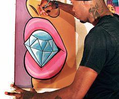 Cleaning up Ice Cold - McFreshCreates Black Girl Art, Black Art, Art Girl, Trill Art, Bullet Journal Ideas Pages, Dope Art, Art Drawings Sketches, Art Inspo, Street Art