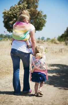 {Andrea Gallagher Photography | San Diego Family Photographer}: Beachy Bundles {Baby Wearing}