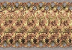 Color Stereo stereogram