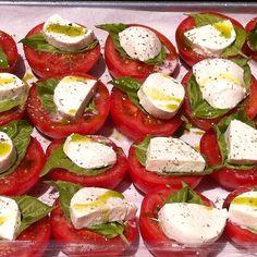 Caprese Salad @ Il Fornaio