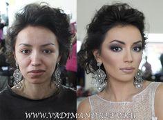 25 Incredible Makeup Transformations