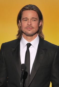 January 2012 List Lob Brad Pitt