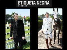 Reynaldo Gianecchini veste Etiqueta Negra Hombres em ensaio para revista Mundo Equestre Luxo edição Outubro 2013