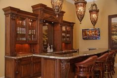 Mediterranean Kitchen Photos Design, Pictures, Remodel, Decor and Ideas - page 36