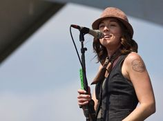 Brandi Carlile-God blessed this woman with such an incredible gift for music.