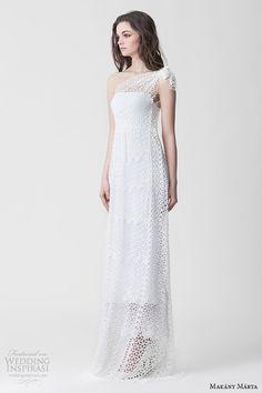 Makany Marta Wedding Dresses — Midsummer Night's Dream Bridal Collection   Wedding Inspirasi