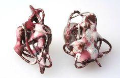 SARAH TRUETT- USA Neapolitan Copper, Vitreous Enamel, Silver 2012