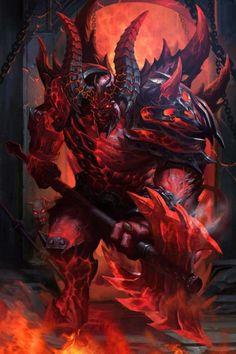 The Monster Dragon (RWBY x Dragonar Male Reader) - Something isn't right (Vol. 1 ending Fantasy Demon, Fantasy Warrior, Dark Fantasy Art, Fantasy Artwork, Monster Art, Fantasy Monster, Monster Design, Fantasy Character Design, Character Art