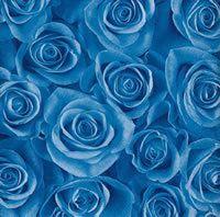 Blue Rose Bed