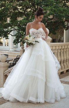Courtesy of Sincerity Bridal Wedding Dress from  Justin Alexander; www.justinalexander.com/sincerity-bridal