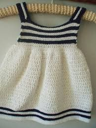 vestidos a crochet para niñas - Buscar con Google