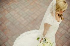 GRO designs, wedding bouquet, hydrangea, ranunculus, spray roses, silver brunia,