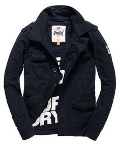 Shop for men's jackets at Superdry. Choose from leather jackets, coats, bomber jackets, parkas and sports jackets with free delivery and returns. Superdry Jackets, Tactical Jacket, Expensive Clothes, Moda Casual, Men's Coats And Jackets, Sharp Dressed Man, Blazers For Men, Mens Clothing Styles, Men Dress