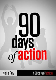 90 Days of Action / Free Fitness Program. This is amazing and really challenging! It will help me to get in shape for beach season.
