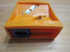KESON CP2 Carpenter Pencil Sharpener for square tips NEW