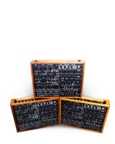 LEPLOOP :: Synthesizer, Sequencer & Drum Machine