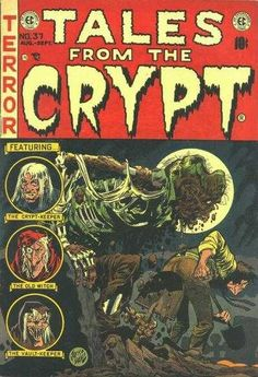 Tales from the Crypt #37