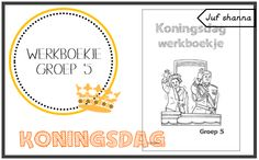 Koningsdag Archieven - Juf Shanna Social Security, Holland, School, Personalized Items, Cards, The Nederlands, The Netherlands, Netherlands, Maps